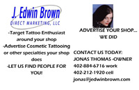 J Edwin Brown Omaha Nebraska